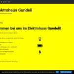 Cargnelutti Consulting Bild Referenz ElektrohausGundeli