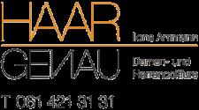 Logo HaarGenau Bottmingen